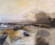"""""""På väg hem"""" acryl, 2014. By Carin Lundblad"""