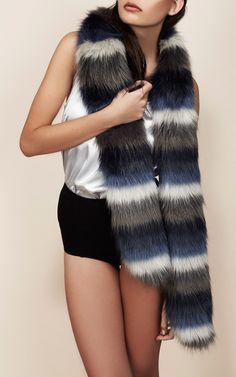 Charlotte Simone Accessories Fall/Winter 2014 Trunkshow Look 4 on Moda Operandi