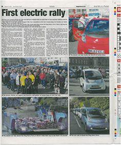 Cornwall Electric Car Rally
