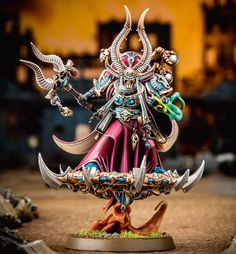 Ahriman, Arch-Sorcerer of the Thousand Sons