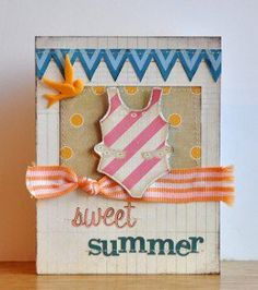 This article is about summer greeting cards.  It includes themes for a wide variety of cards, such as flowers, ice cream, sunshine, and flip flops.  There are lots of photos and resources.
