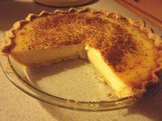 Custard Tart using Bird's Custard