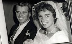 Robert kennedy e Ethel