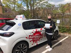 Congratulations to Polly Carter from Mere on passing her driving test first time today 29/04/21 in Yeovil test centre using the automatic car. Polly carter Passed my test this afternoon first time thanks to James! Last minute to get lessons in before my test and they went out there way to make sure i got the lessons/practice needed. Very friendly/easy to get along with instructor leaving me with no worrys as I suffer with aniexty. So thank you very much James! Automatic Driving Lessons, Automatic Cars, Driving School, Driving Test, Gillingham, Going Out, Centre, Congratulations, Easy