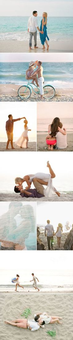 35 Summer Lifestyle Engagement Photo Ideas