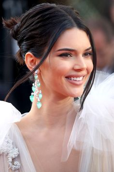 "Kendall Jenner Photos - Kendall Jenner attends the screening of ""Girls Of The Sun (Les Filles Du Soleil)"" during the 71st annual Cannes Film Festival at Palais des Festivals on May 12, 2018 in Cannes, France. - 'Girls Of The Sun (Les Filles Du Soleil)' Red Carpet Arrivals - The 71st Annual Cannes Film Festival"