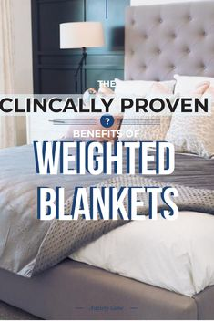 The clinically proven benefits of weighted blankets for anxiety. Explore what makes TruBlanket different from all the rest, and claim $100 off!