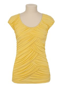Cap Sleeve Bandage Top - maurices.com
