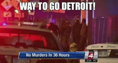 Well done Detroit! via /r/funny...