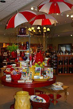 Winter/Spring display 2007 at winery