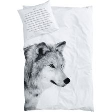 Wolf Bed Linen Single