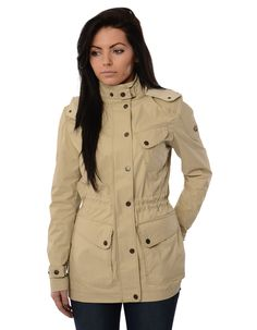 Matchless Trench Nottingham Parka Jacket | Accent Clothing