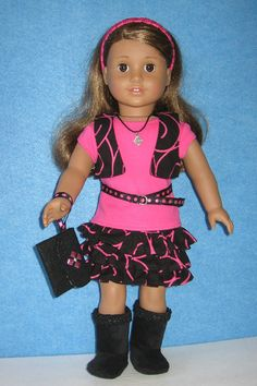 American Girl Doll Size Outfit