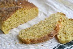 Receta: Pan de boniato