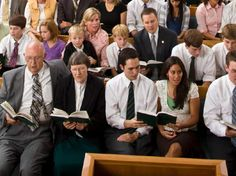 Mormon women to have more say in plans for weekly services | The ...