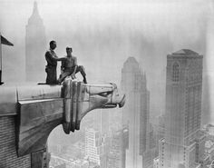 Empire State Building Construction Timeline