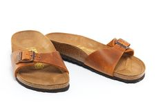 Birkenstock Madrid Antique Brun
