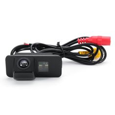 [US$17.68] Wireless Car CCD Reverse Rear View Camera for Ford Mondeo Fiesta Focus S-Max Kug #wireless #reverse #rear #view #camera #ford #mondeo #fiesta #focus #smax