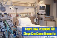 Extended ICU Stays Can Cause Dementia