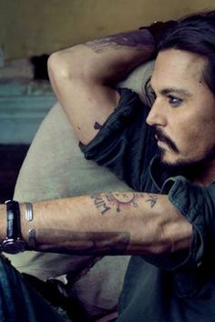 Johnny Depp is so cool <3