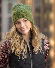 Image of Simple Crochet Hat