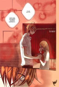 I love you so much that you basically can't even imagine. Manga Couple, Anime Couples Manga, Anime Girls, Manga Love, Anime Love, Manga Art, Manga Anime, Best Shoujo Manga, Namaikizakari