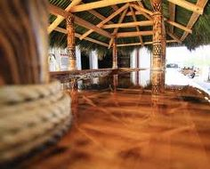 Kahuna Tiki Huts Just Completed A Custom Built Hut Bar For Client In Maryland