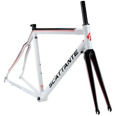 Road Bike Frames - Scattante XRL Team Road Bike Frame with Fork and Headset -- Continue to the product at the image link.