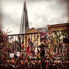 Crossbones Graveyard #instamood #instagood #picoftheday #se1 #london #shard #quirkyLondon #Borough #instagramyourcity - @fundamentals- #webstagram