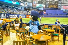 Opening Day: Quirkiest baseball mascots of all time   Orbitz Blog