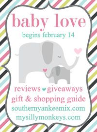 Baby Love Event starting February 14th! #Reviews #Giveaways #BabyGear #BabyLove