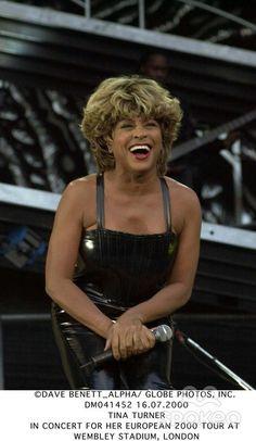 Tina Turner London 2000