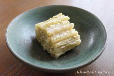 ふきの白味噌漬け しみじみ美味しい和のおかず | かめ代オフィシャルブログ「かめ代のおうちdeごはん」Powered by Ameba