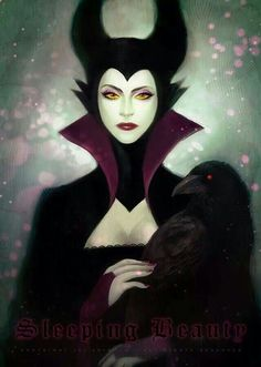 Maleificent evil sleeping Beauty