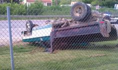 An accident on Route 30 in East Lampeter Township snarled traffic on May 10 around 330 p.m.