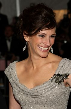 Julia Roberts's magnificent Smile