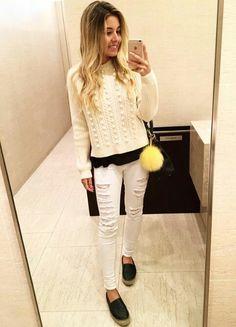 Travel outfit - Raquel Mattar
