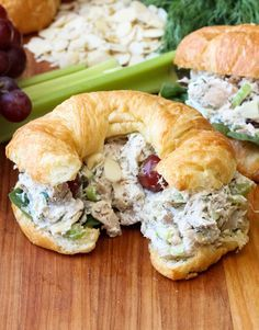 This Best-Ever Chicken Salad is wonderful in sandwiches or on a bed of greens! So flavorful and very easy to make. You'll never do store bought again!