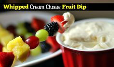 Print PDF This is THE only fruit dip recipe you will ever need.  This recipe came from Fruit/Veggie & Dip Party Tray himself and it is a MUST for any party!  You can make it the day before then give it a good stir before serving.  It's one of my kiddos absolute FAVORITE treats, and …