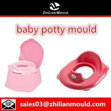2015 baby potty seat mould China supplier(OEM)