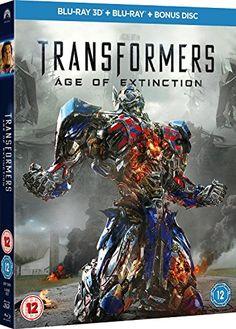 Transformers: Age of Extinction [Blu-ray 3D  Blu-ray  Bonus Disc] @ niftywarehouse.com #NiftyWarehouse #Movies #Transformers
