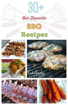 Summer BBQ Recipes for the Grill!