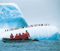 Antarctica. Because a bucket list wouldn't be complete without all 7 continents