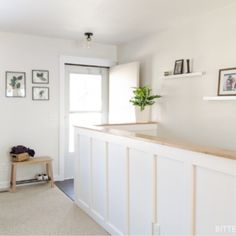 DIY Dining Table - Inspired by Restoration Hardware Diy Garage Storage, Wood Storage Box, Bench With Shoe Storage, Diy Table Saw, Diy Dining Table, Mobile Workbench, Diy Workbench, Diy Miter Saw Stand, How To Install Baseboards