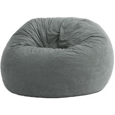 Big Joe Large Fuf Foam Filled Bean Bag Chair 10467d70f5c3b