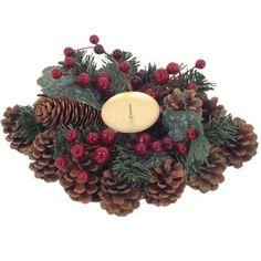 trioart.sk | Svietnik vianočný×1 (Výpredaj – vianoce (až – 75%), Svietniky + dekorácia ( – 50%))