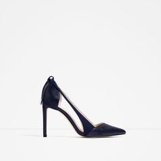 Image 1 of HIGH HEEL SHOES WITH BOW from Zara