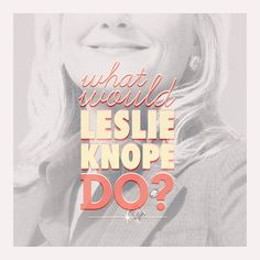'Parks and Rec's Leslie Knope Is Our Favorite TV Feminist: Here's Why. #feminism #amypoehler