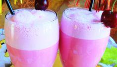 Surinaams eten – Cherry Shake (de beste Surinaamse verfrisser)