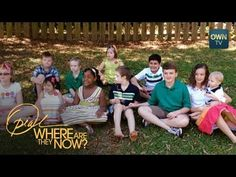 What It's Like Raising 9 Special-Needs Children | Where Are They Now? | ...